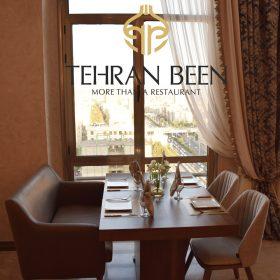 رستوران تهران بین روز 1