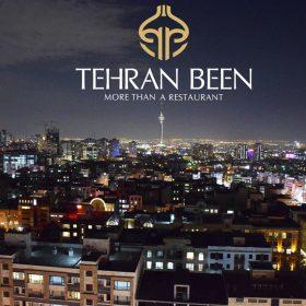 منظره رستوران تهران بین شب 4