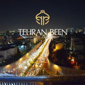منظره رستوران تهران بین شب 2