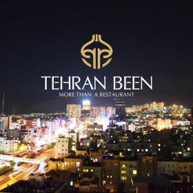منظره رستوران تهران بین شب 1