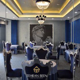 VIP رستوران تهران بین