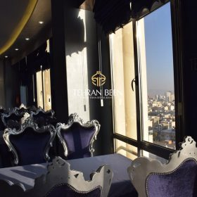 منظره VIP رستوران تهران بین