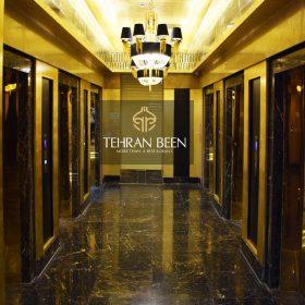 لابی ورودی رستوران تهران بین 3