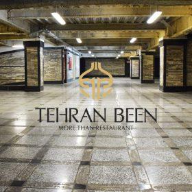 پارکینگ اختصاصی رستوران تهران بین