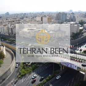منظره رستوران تهران بین