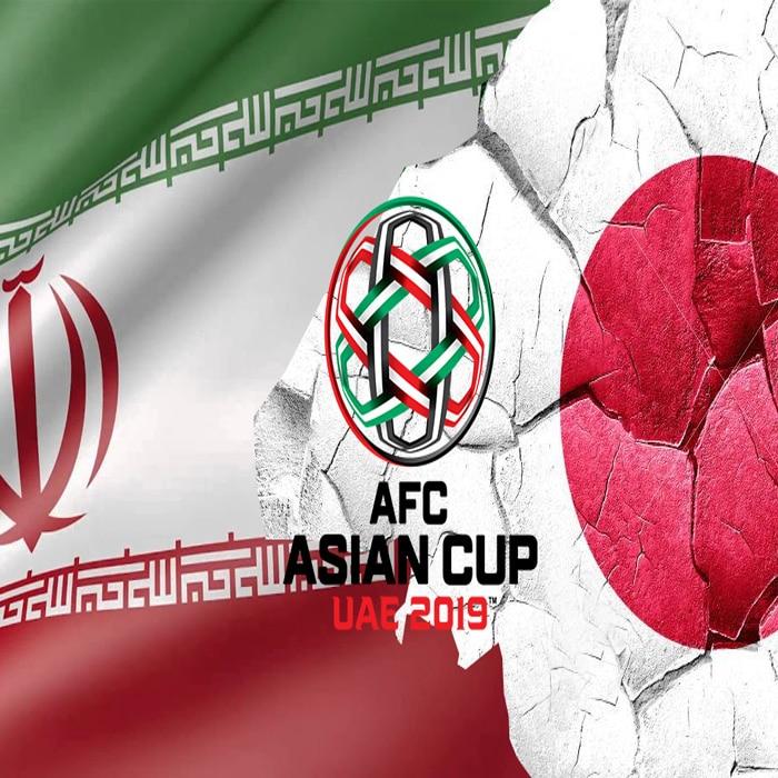 پشخ فوتبال ایران ژاپن در کافه تهران بین