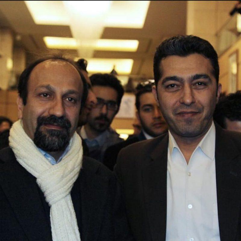 پیمان-خدایی در رستوران تهران بین