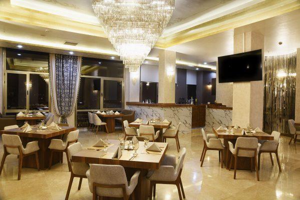 رستوران جشن و مهمانی