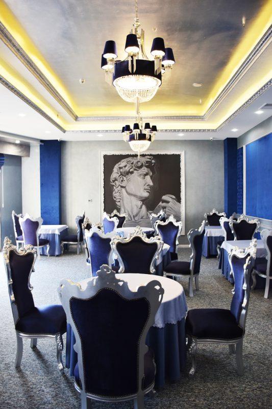 VIP رستوران سعادت آباد