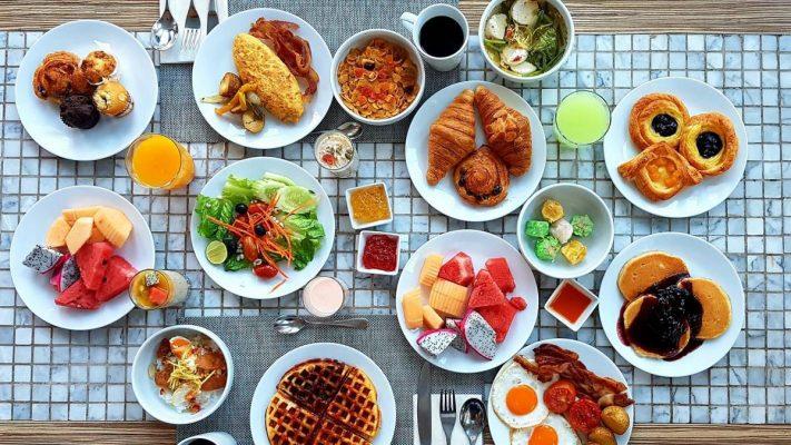 صبحانه رستوران